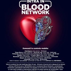 Blood Network - Centre Mobile